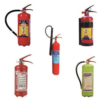 مشاهده محصولات فروش انواع کپسول آتش نشانی