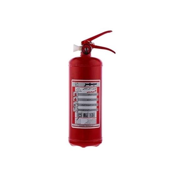 کپسول آتش نشانی سپهر 4 کیلوگرمی