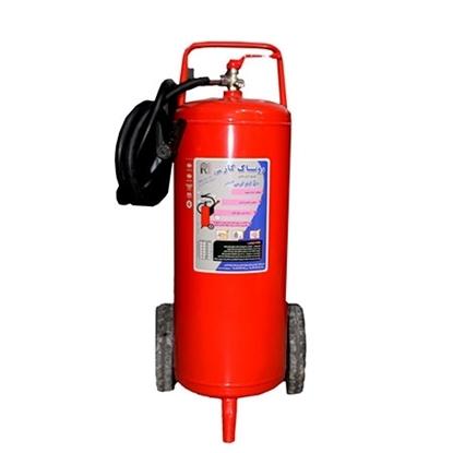 کپسول آتش نشانی (پودری) 50 کیلوگرمی روناک گاز خزر