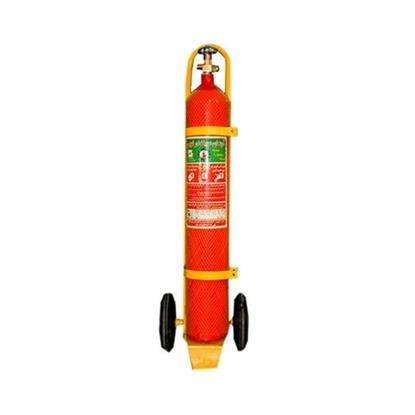 کپسول آتش خاموش کن CO2 دوازده کیلوگرمی آرمان سیلندر