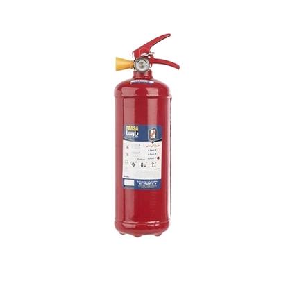 کپسول آتش نشانی پودری پارسا 3 کیلوگرمی