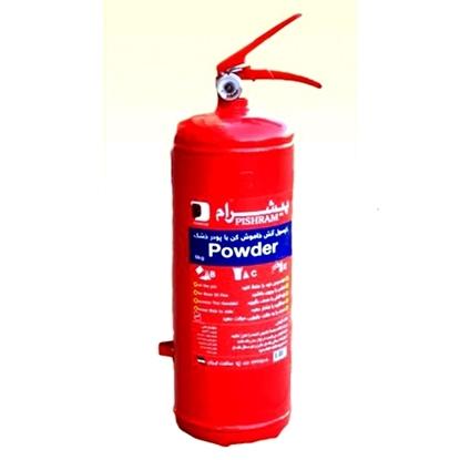 کپسول آتش نشانی پیشرام 1 کیلوگرمی